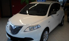 New Ypsilon 5 Porte Silver 1.2